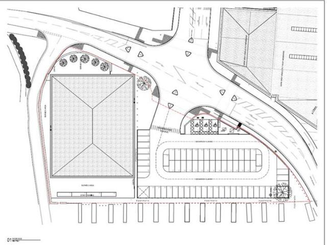 PA14/12215 | Variation of conditions 5 and 31 attached to decision notice PA12/10064 to allow a material amendment to amend the proposal for a single retail unit rather than three units on the Foundry Yard site and to allow for up to 30% of the gross inte